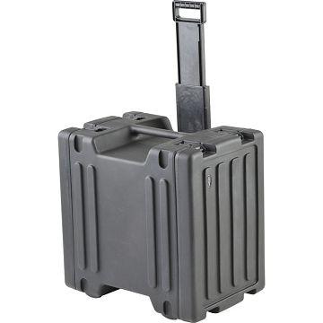 SKB Cases 1SKB-R8W Roto機架滾輪拉柄機箱(8U)