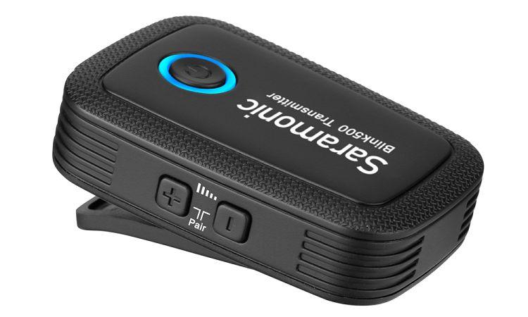 Blink500 B3,TXRXDi,一對一,2.4G無線麥克風,手機,相機