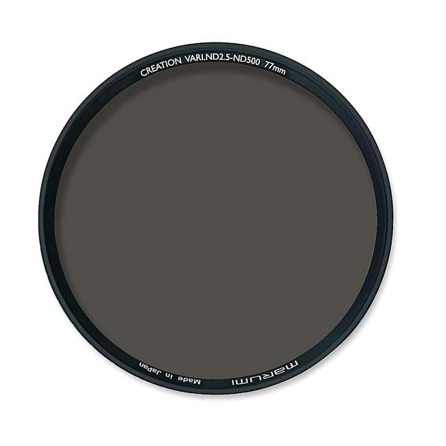 CREATION VARI . ND 2.5 – – ND 500 可調減光鏡-1