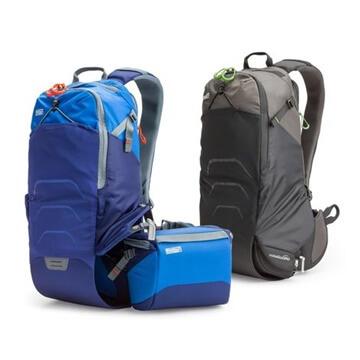 MS230炭灰,MS231暮光藍,商務旅行攝影背包,MindShift,曼德士,rotation180°,双肩摄影背包,戶外攝影登山包,旋轉腰包,背包