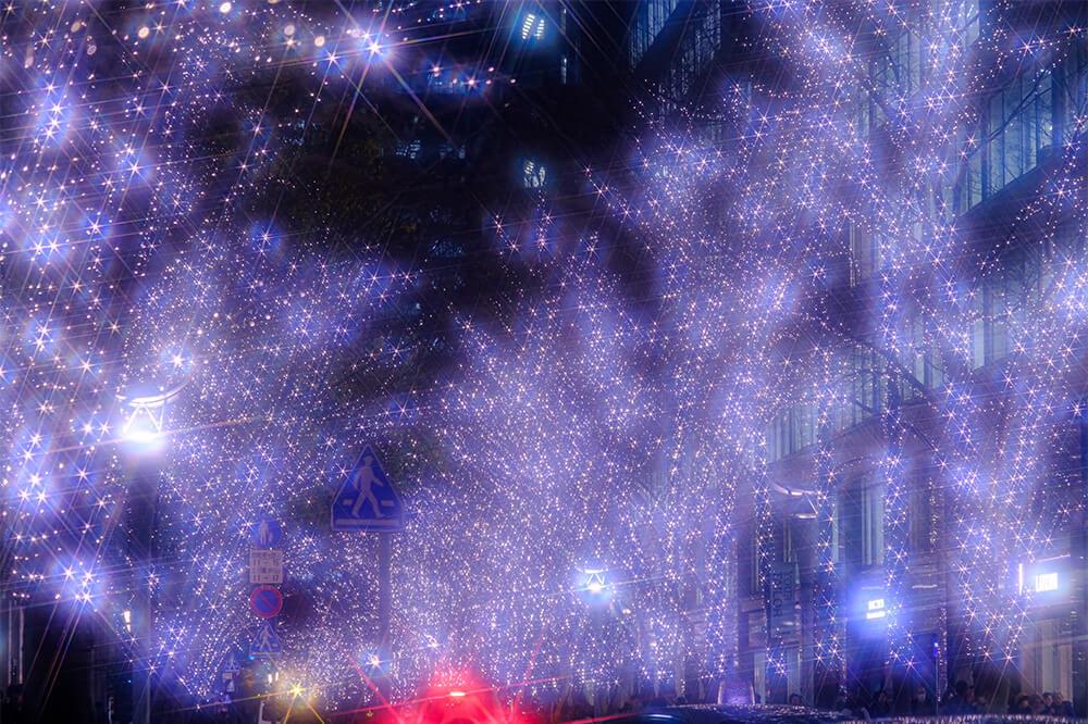 星芒十字濾鏡,日本專業濾鏡,marumi ,DHG Star Cross, 十字鏡